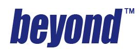 Wybielanie Beyond - logo